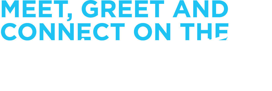 Meet, Greet and Connect on the Tradeshow Floor