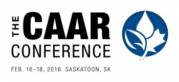 The CAAR Conference 2016 logo