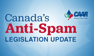 Canada's Anti-Spam Legislation Update