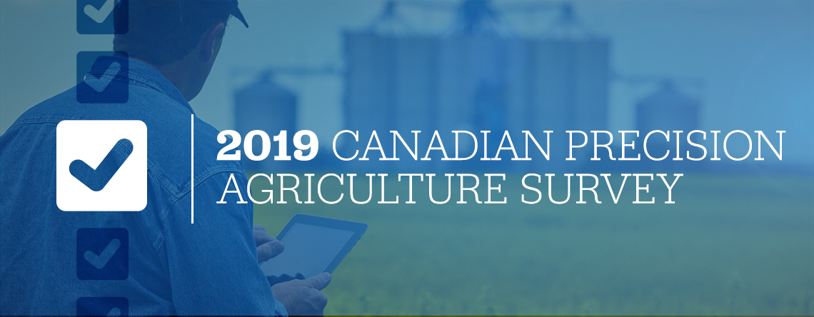 Take the 2019 Canadian Precision Agriculture Dealership Survey