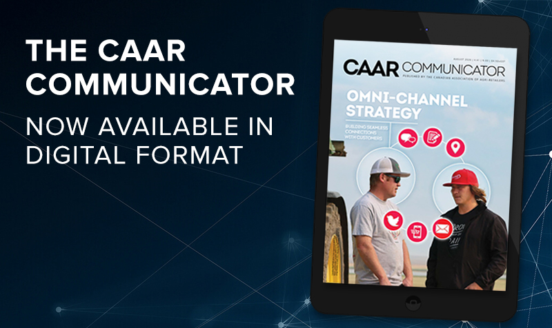 Slider image of Digital Communicator CAAR Network