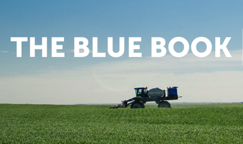 Thumbnail for Blue Book