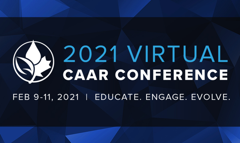 Thumbnail for 2021 Virtual CAAR Conference