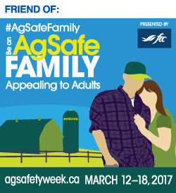 Canadian Ag Safety Week 2017