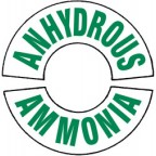 Anhydrous Ammonia Safe Handling Decals