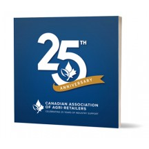 25th Anniversary Book (Members Only)