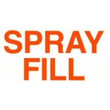 Spray Fill